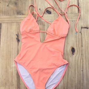 Tart Swim Hera one piece swimsuit Sz S